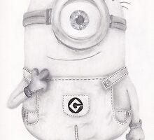 Minion Dave by BonesToAshes