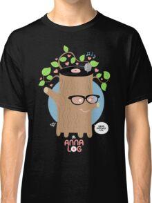 Anna Log Classic T-Shirt