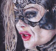Batman Returns - Michelle Pfeiffer as Catwoman by JHallam