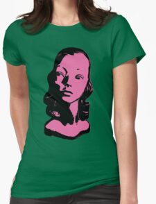 Mannequin Head Original Pop Art Shirt! You WILL Look Awesome. Womens Fitted T-Shirt