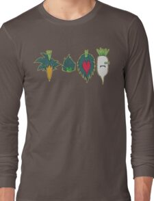 They came from Vegita Long Sleeve T-Shirt