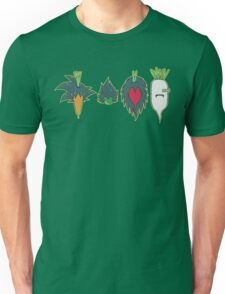 They came from Vegita Unisex T-Shirt