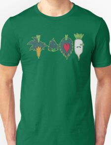 They came from Vegita T-Shirt