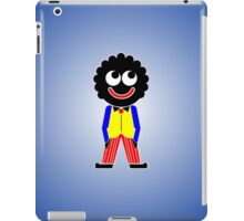Golliwog Classic retro style iPad Case/Skin