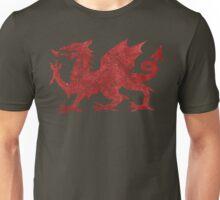 Welsh Red Dragon Unisex T-Shirt
