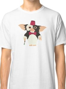 Gremlins Doctor Who Crossover  Classic T-Shirt