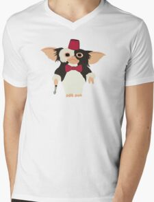 Gremlins Doctor Who Crossover  Mens V-Neck T-Shirt