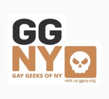 GGNY Icons - Horror Sticker by Gay Geeks of  NY