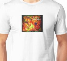 Muse Culture, from the Metaphysical Maps series Unisex T-Shirt