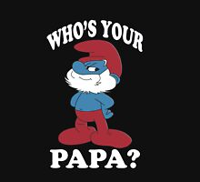 Papa smurf handsome Hoodie