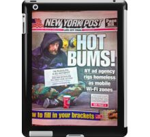 Hot Bums! iPad Case/Skin