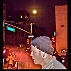 The Ghost of Second Avenue by cammisacam
