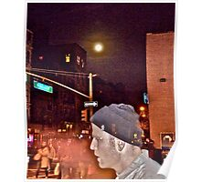 The Ghost of Second Avenue Poster