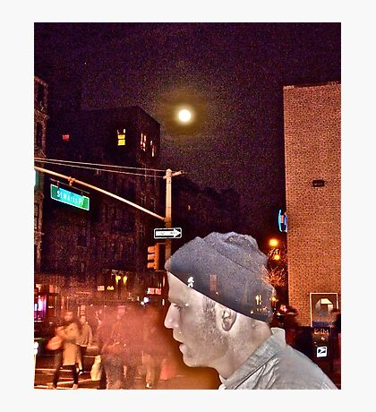 The Ghost of Second Avenue Photographic Print