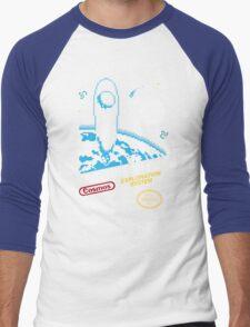Spacetime Odyssey Men's Baseball ¾ T-Shirt