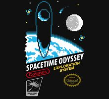 Spacetime Odyssey Unisex T-Shirt