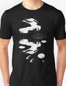 Reflection: Crane T-Shirt