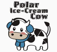 Polar Ice-Cream Cow by Yincinerate