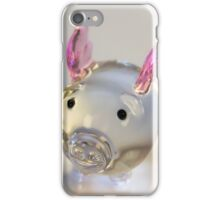 Pigglesworth Snortimer  iPhone Case/Skin