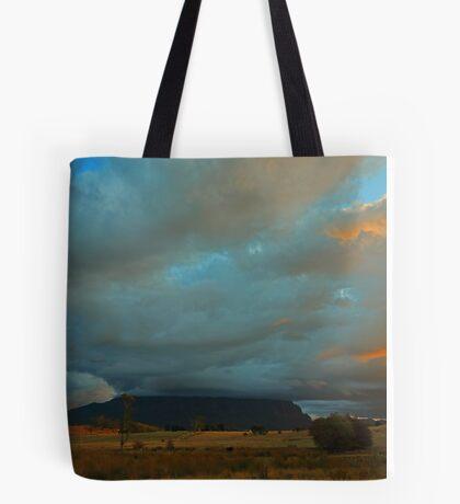 Mount Roland Sheffield Tasmania Tote Bag