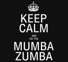 ZUMBA DANCING FOR MUMS ON A TEE by Colleen2012