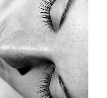eyelashes by Vincent Abbey