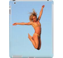 Jump! iPad Case/Skin