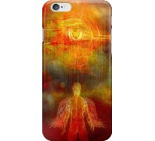 The commands of Horus iPhone Case/Skin