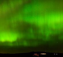 Aurora Panorama by Andy McDonald