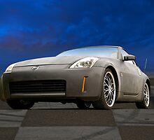2008 Nissan Z350 I by DaveKoontz