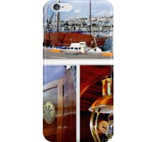 Spanish Sailing iPhone Case/Skin