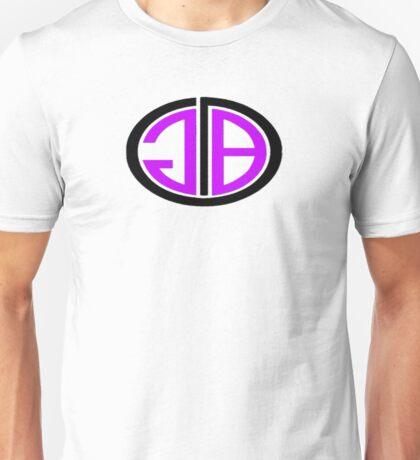JBG Logo Black/Purple Unisex T-Shirt