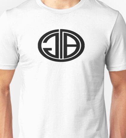 JBG Logo Black Unisex T-Shirt