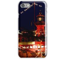 Hamburg Nights iPhone Case/Skin