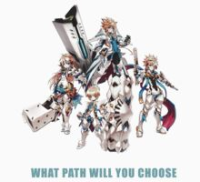 Choose Your Path Chung by ICDesign