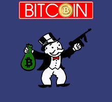 Get Bitcoin Make A Monopoly T-Shirt