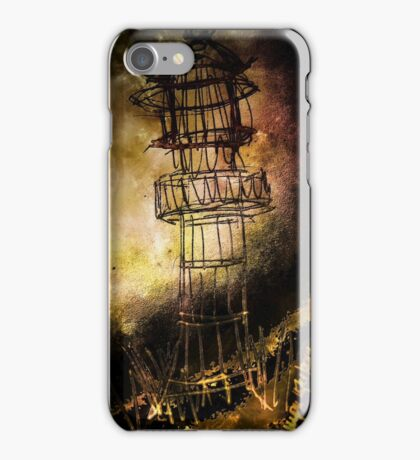 Lonely Lighthouse  iPhone Case/Skin