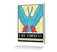 The Skvader Empress Greeting Card