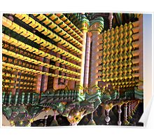 MandelBulb Hotel and Casino Poster