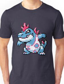 Pokemon - Croconaw Sprite Unisex T-Shirt