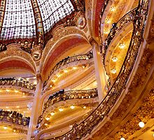 Galeries Lafayette by PatiDesigns