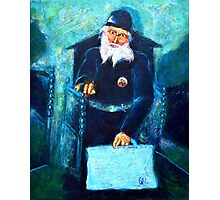 Orthodox Monk Photographic Print