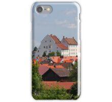 Burg Murnau iPhone Case/Skin