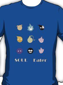 Soul Eater Souls T-Shirt