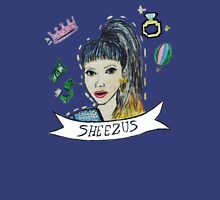 sheezus. Womens Fitted T-Shirt