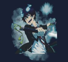 Ao no exorcist by ArtemideDelia