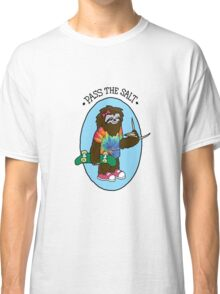 Pass The Salt - Stoner Sloth Classic T-Shirt