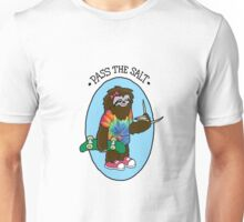 Pass The Salt - Stoner Sloth Unisex T-Shirt