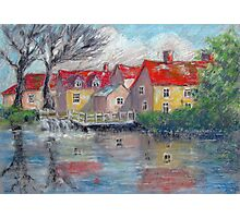 Flatford Mill Photographic Print