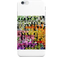 Floral Power iPhone Case/Skin